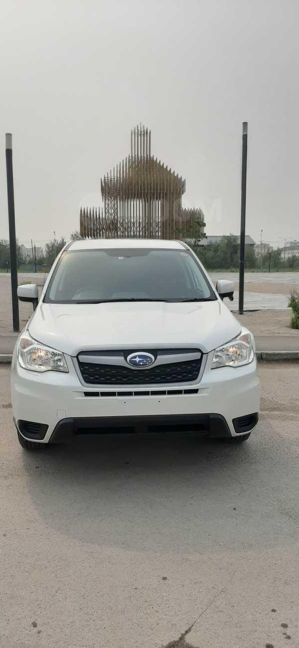 Subaru Forester, 2015 год, 1 300 000 руб.
