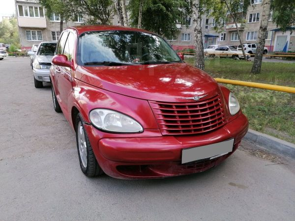Chrysler PT Cruiser, 2002 год, 210 000 руб.