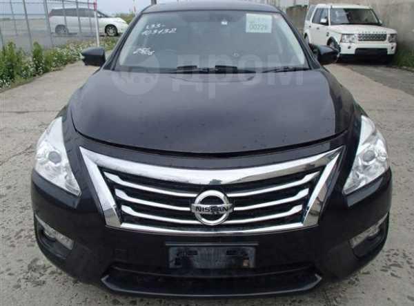 Nissan Teana, 2016 год, 355 000 руб.
