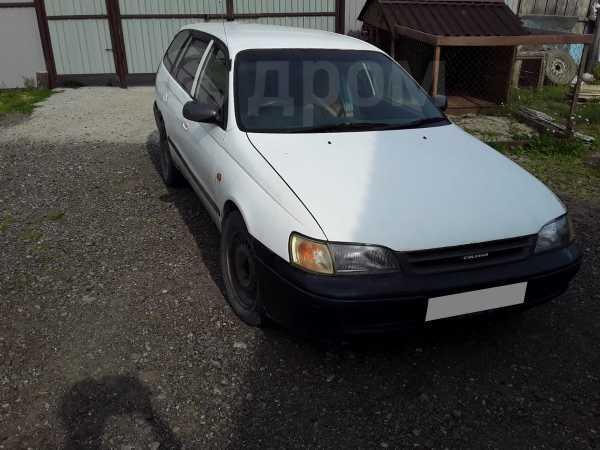 Toyota Caldina, 1998 год, 95 000 руб.