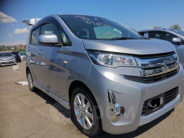 Mitsubishi ek Custom, 2015 год, 398 000 руб.