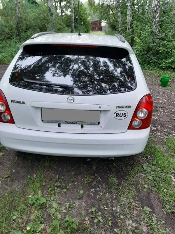 Mazda Familia S-Wagon, 2002 год, 150 000 руб.
