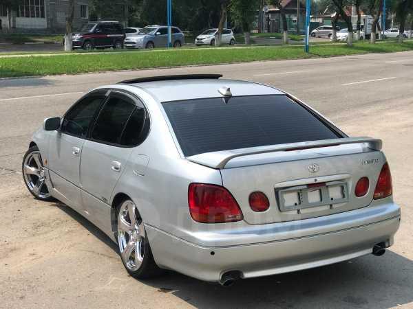 Toyota Aristo, 1999 год, 290 000 руб.