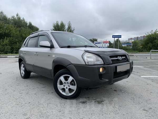 Hyundai Tucson, 2006 год, 527 000 руб.