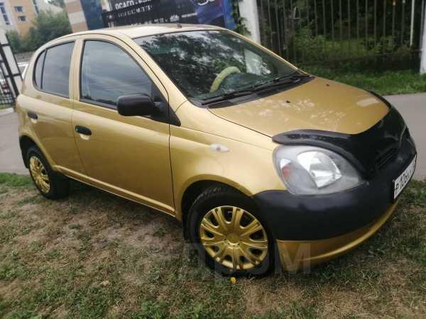 Toyota Yaris, 1999 год, 195 000 руб.