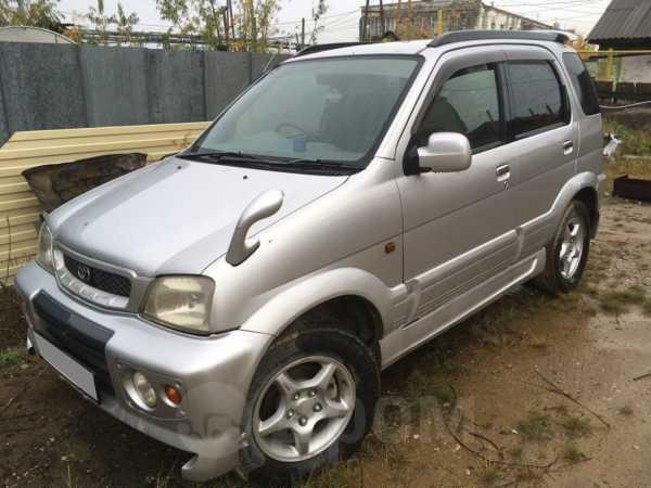 Toyota Cami, 2002 год, 440 000 руб.