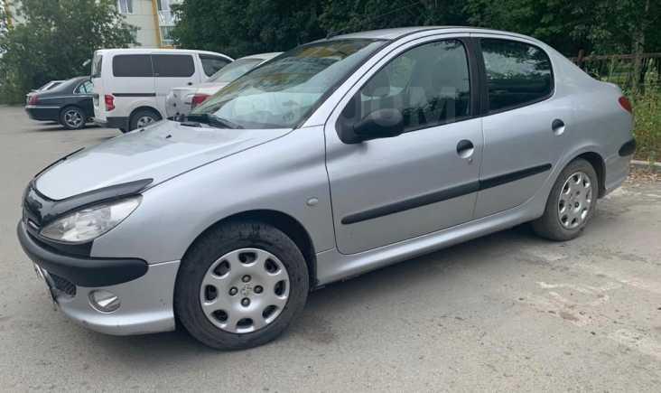 Peugeot 206, 2009 год, 180 000 руб.