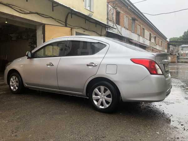 Nissan Latio, 2015 год, 490 000 руб.