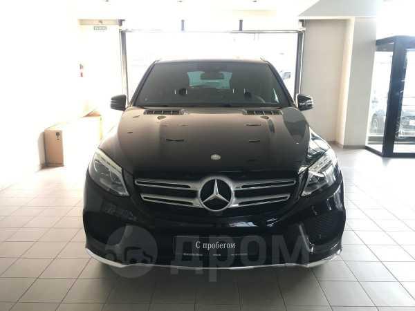 Mercedes-Benz GLE, 2016 год, 2 990 000 руб.