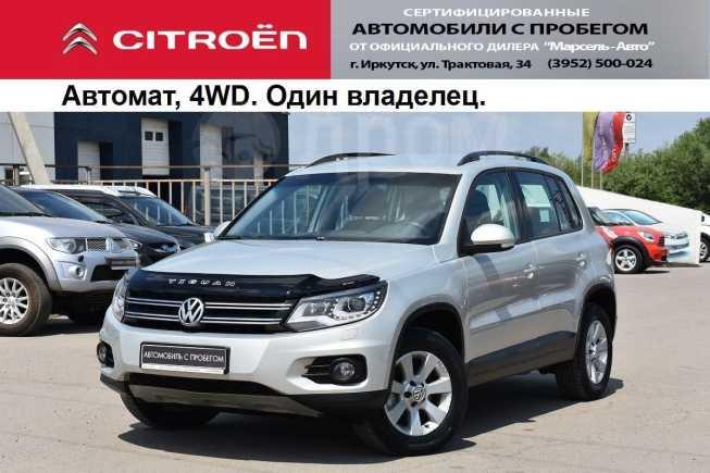 Volkswagen Tiguan, 2011 год, 838 000 руб.
