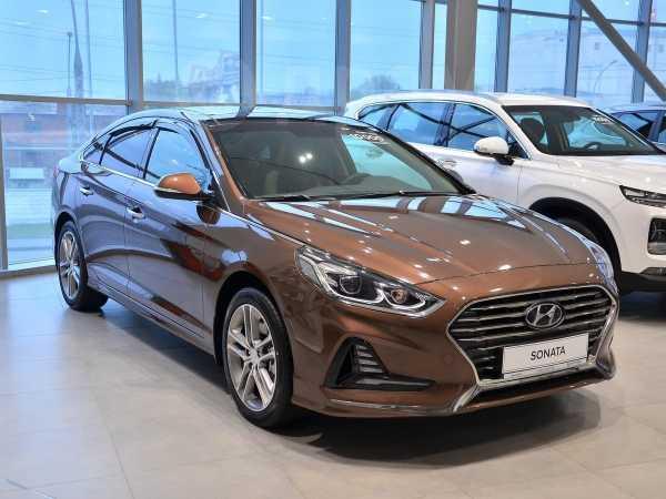 Hyundai Sonata, 2020 год, 1 553 000 руб.