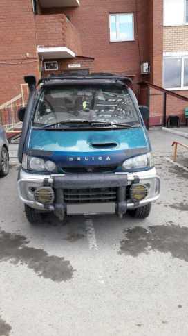 Уфа Delica 1997
