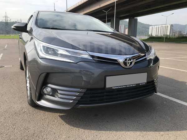 Toyota Corolla, 2016 год, 1 085 000 руб.