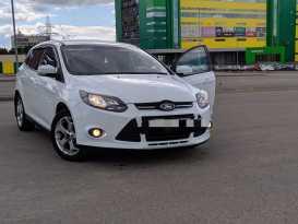 Уфа Ford Focus 2013