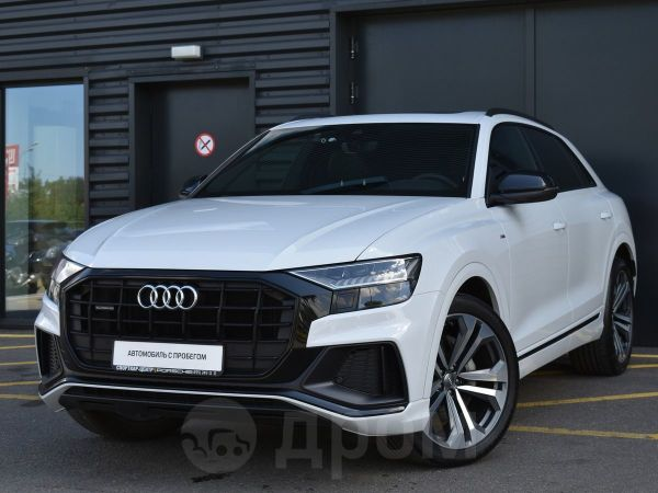Audi Q8, 2019 год, 5 750 000 руб.