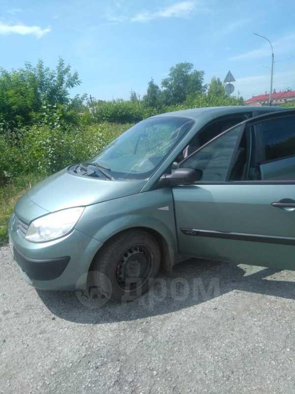 Renault Scenic, 2004 год, 225 000 руб.