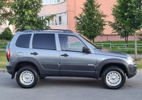 Казань Niva 2012