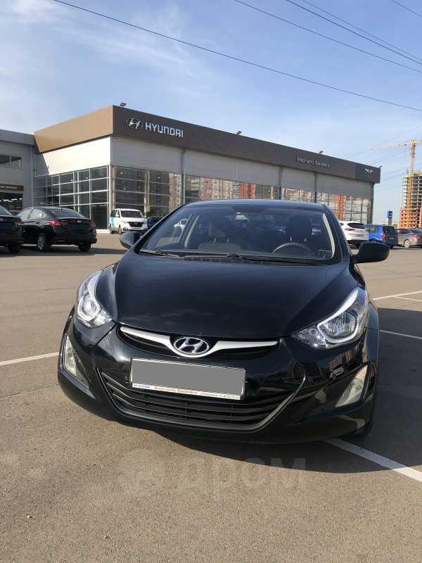 Hyundai Elantra, 2014 год, 767 000 руб.
