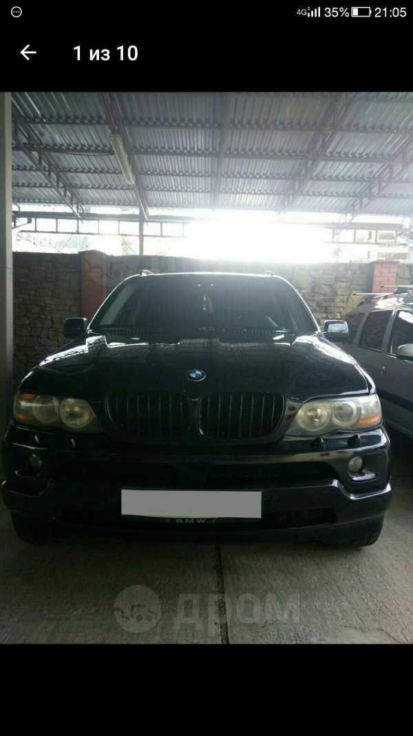 BMW X5, 2004 год, 555 000 руб.