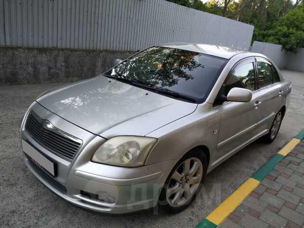 Toyota Avensis, 2005 год, 399 000 руб.