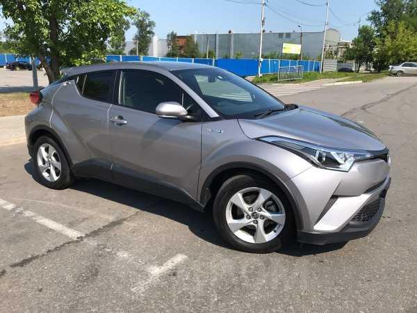Toyota C-HR, 2017 год, 1 450 000 руб.