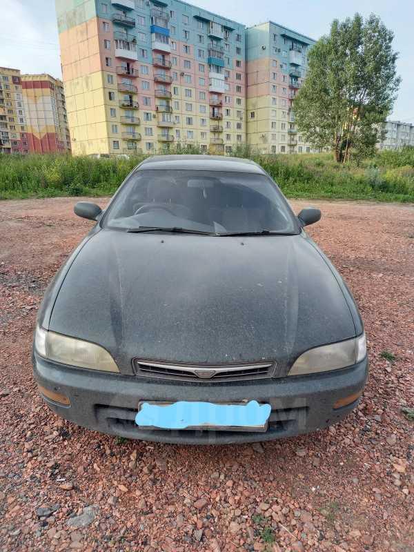 Toyota Corona Exiv, 1995 год, 75 000 руб.
