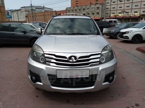 Great Wall Hover H3, 2014 год, 549 900 руб.