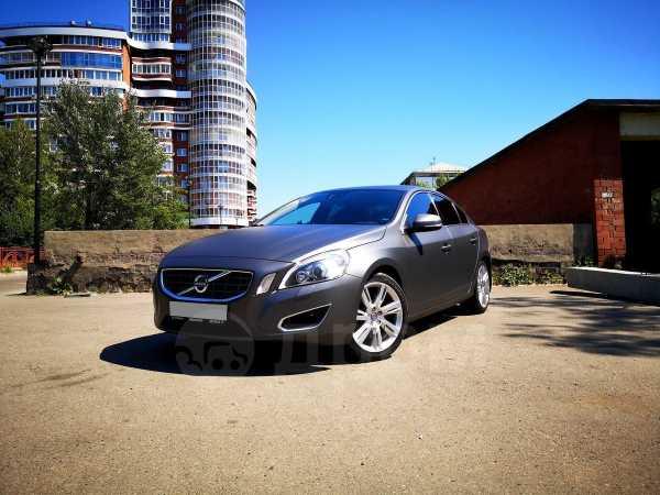 Volvo S60, 2010 год, 1 074 918 руб.