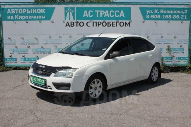 Ford Focus, 2006 год, 269 000 руб.