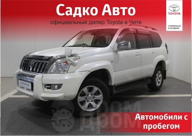 Toyota Land Cruiser Prado, 2005 год, 1 129 000 руб.
