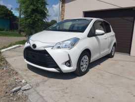 Уссурийск Toyota Vitz 2017