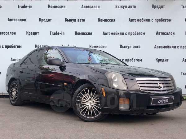 Cadillac CTS, 2004 год, 275 000 руб.