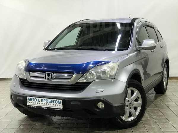 Honda CR-V, 2007 год, 682 000 руб.