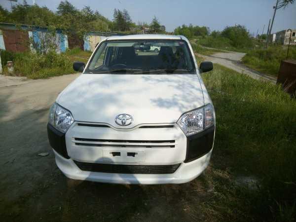 Toyota Succeed, 2016 год, 720 000 руб.