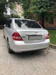 Nissan Tiida Latio, 2011 год, 410 000 руб.