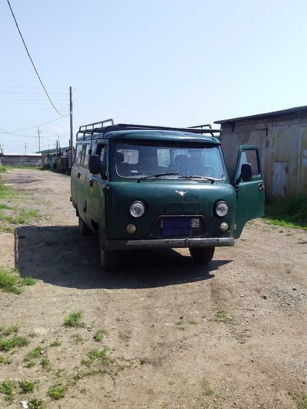 УАЗ Буханка, 1986 год, 147 000 руб.