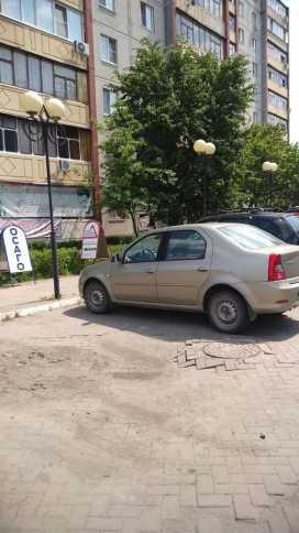 Курск Logan 2012