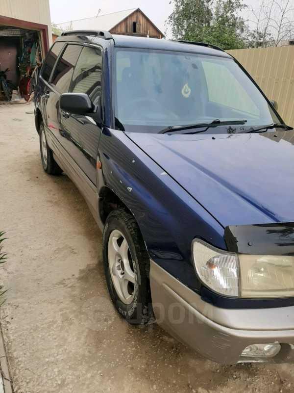 Subaru Forester, 2001 год, 230 000 руб.