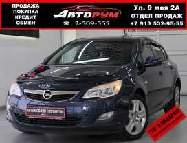 Красноярск Opel Astra 2011