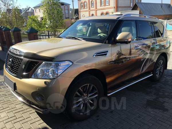 Nissan Patrol, 2010 год, 1 150 000 руб.