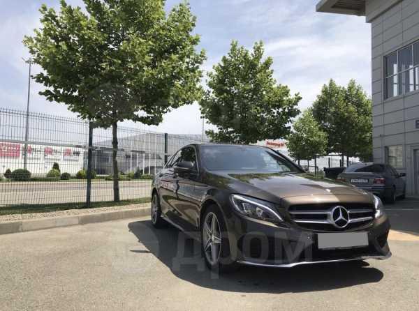 Mercedes-Benz C-Class, 2015 год, 1 590 000 руб.