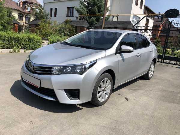 Toyota Corolla, 2013 год, 735 000 руб.