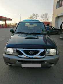 Томск Terrano II 2000