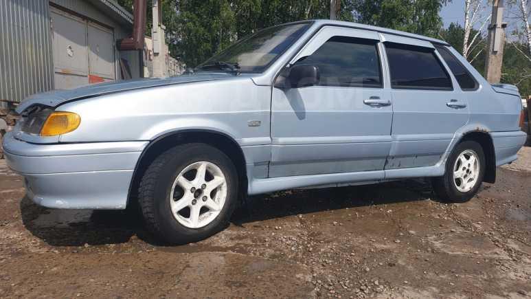 Лада 2115 Самара, 2001 год, 55 000 руб.
