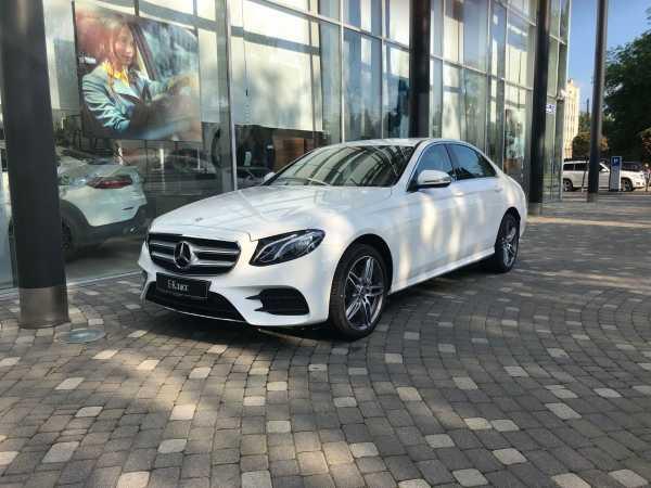 Mercedes-Benz E-Class, 2020 год, 3 690 000 руб.