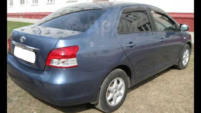 Toyota Belta, 2009 год, 397 000 руб.