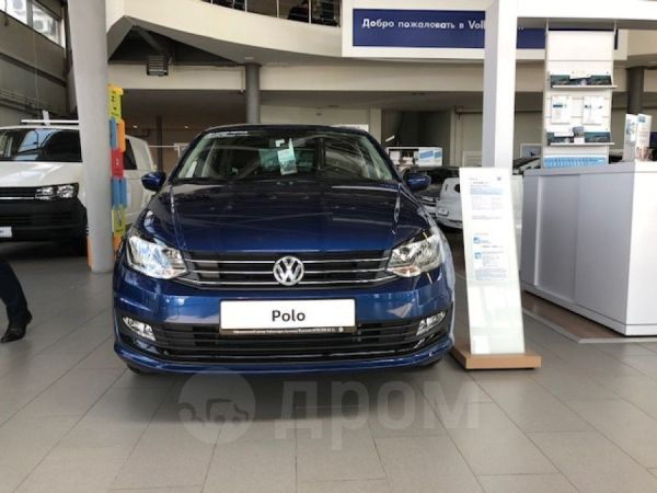 Volkswagen Polo, 2019 год, 937 390 руб.