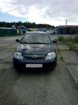 Шадринск Corolla 2006