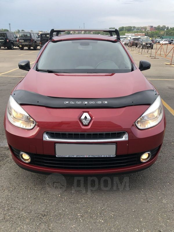 Renault Fluence, 2012 год, 428 000 руб.