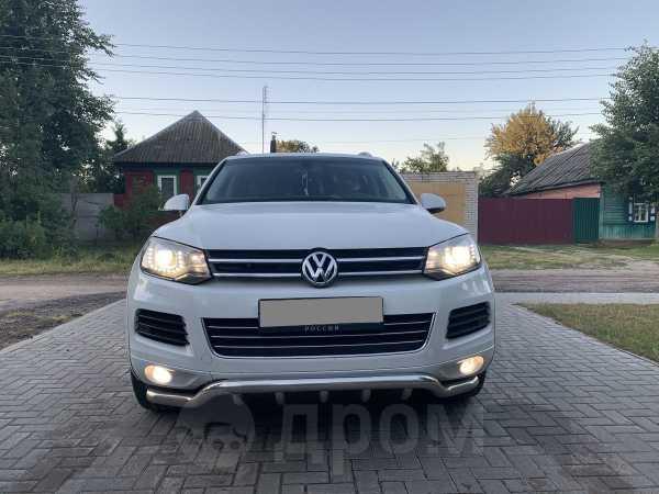 Volkswagen Touareg, 2012 год, 1 260 000 руб.